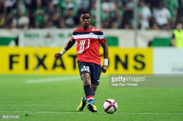 Franck BERIA Saint Etienne / Lille 5eme journee de Ligue 1