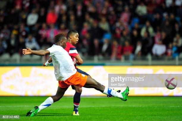 Franck BERIA Lille / Montpellier 2eme journee de Ligue 1