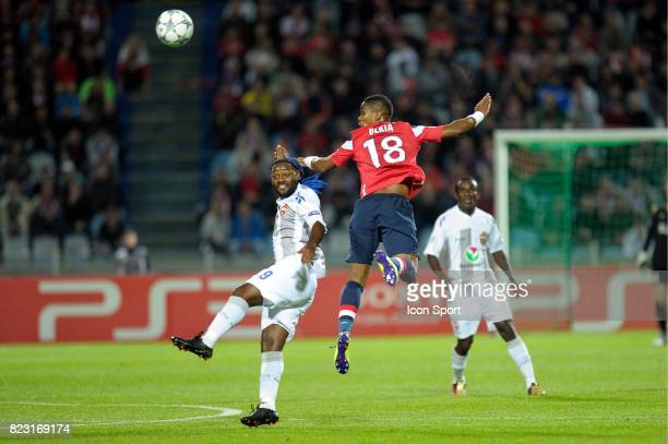 LOVE / Franck BERIA Lille / CSKA Moscou Champions League