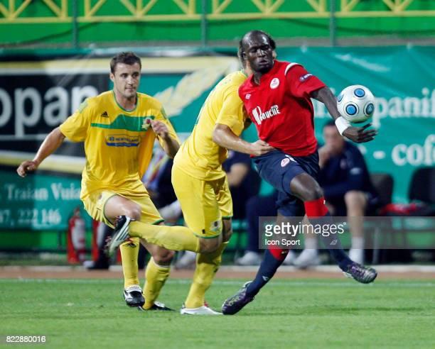 Franck Beria Vaslui / Lille Tour preliminaire Europa League 2010/2011 Stade Vaslui