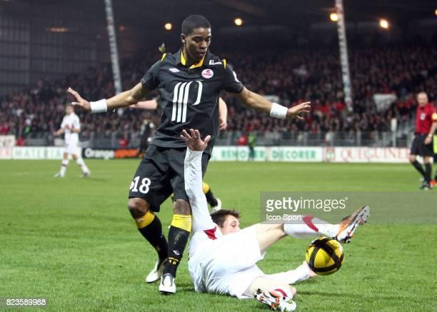 Franck BERIA / Benoit LESOIMIER Brest / Lille 28eme journee de Ligue 1