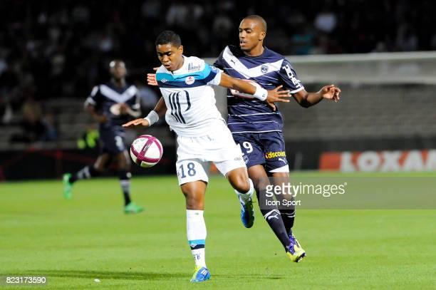 Franck BERIA / Nicolas Maurice Belay Bordeaux / Lille 7eme journee de Ligue 1