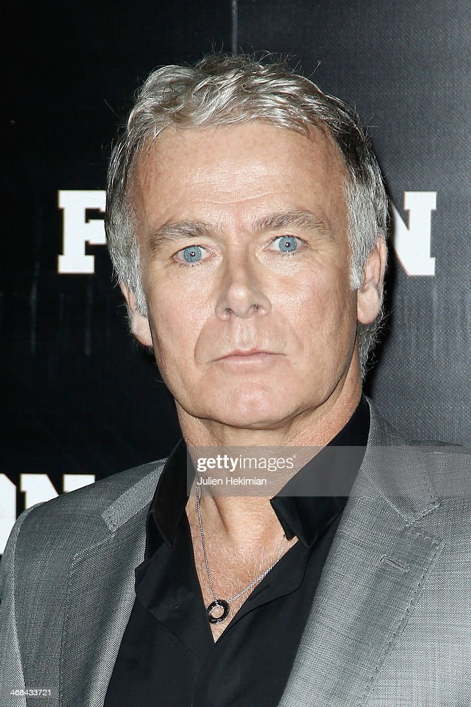 <a gi-track='captionPersonalityLinkClicked' href=/galleries/search?phrase=Franck+Dubosc&family=editorial&specificpeople=609327 ng-click='$event.stopPropagation()'>Franck Dubosc</a> attends 'Fiston' Paris Premiere at Le Grand Rex on February 10, 2014 in Paris, France.
