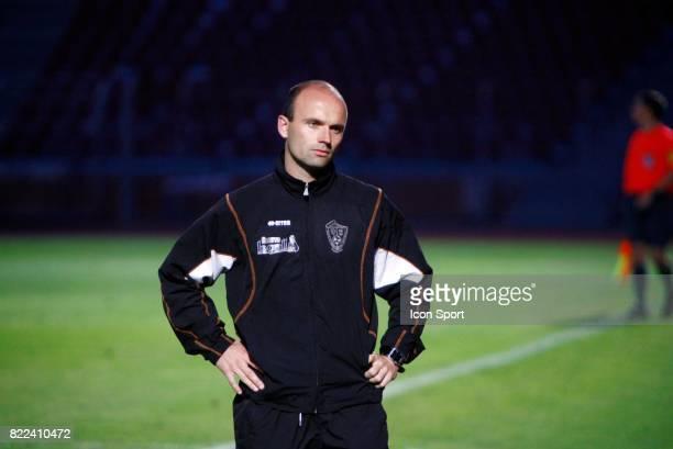 Franck KERDILES Creteil / Plabennec 1ere journee de National Stade Charlety Paris