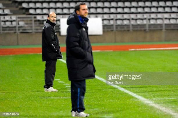 Franck KERDILES Paris FC / Plabennec 16e journee Championnat de National