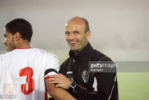 Franck KERDILES Plabennec / Gueugnon 2eme journee de National 2009/2010