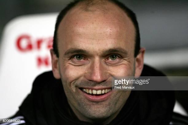 Franck KERDILES Nancy / Plabennec 16eme de Finale de Coupe de France Stade Marcel Picot