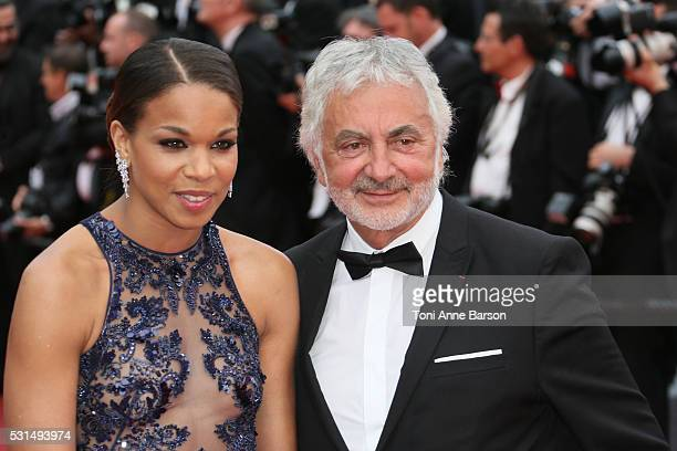 Franck Provost attends a screening of 'The BFG' at the annual 69th Cannes Film Festival at Palais des Festivals on May 14 2016 in Cannes France