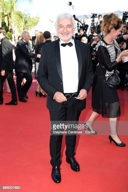Franck Provost attends the '120 Beats Per Minute ' premiere during the 70th annual Cannes Film Festival at Palais des Festivals on May 20 2017 in...