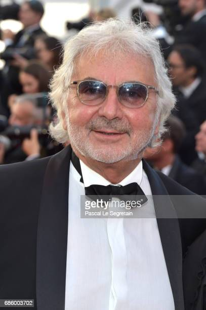 Franck Provost attends the '120 Beats Per Minute ' screening during the 70th annual Cannes Film Festival at Palais des Festivals on May 20 2017 in...
