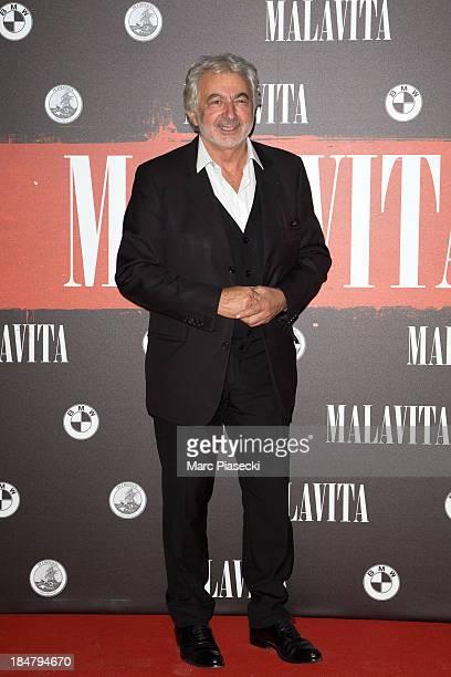 Franck Provost attends the 'Malavita' premiere on October 16 2013 in RoissyenFrance France