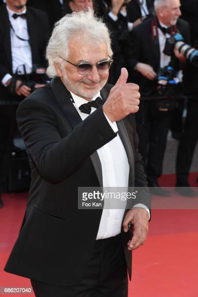 Franck Provost attends the'120 Beats Per Minute ' screening during the 70th annual Cannes Film Festival at Palais des Festivals on May 20 2017 in...