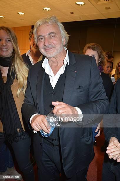 Franck provost photos et images de collection getty images - Salon franck provost paris ...