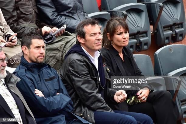 Franck RAVIOT / Jean Luc REICHMANN Jour 8 Roland Garros 2015 Photo Dave Winter / Icon Sport