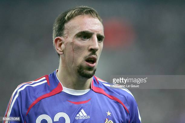 Franck RIBERY France / Argentine Match amical Stade de France Saint Denis