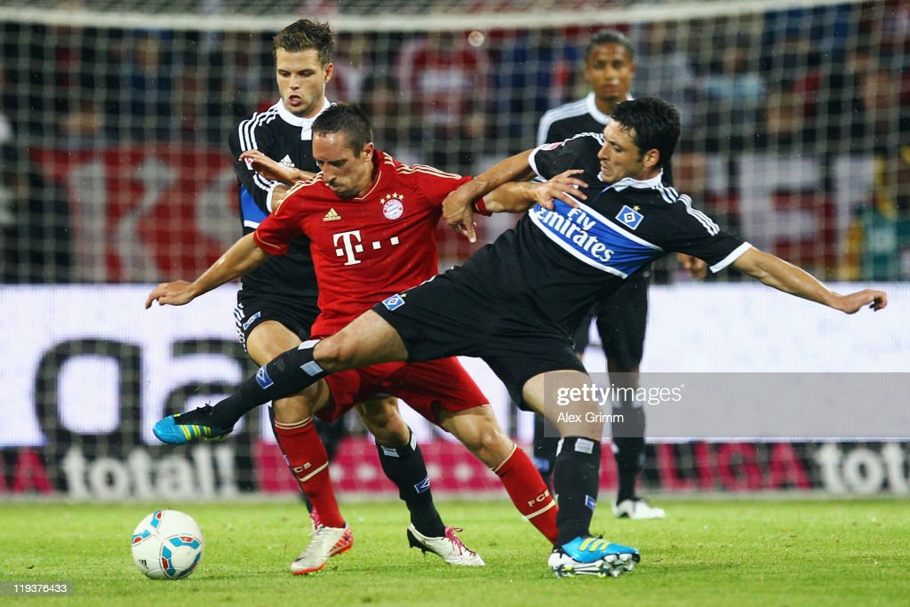 Bayern Muenchen v Hamburger SV - LIGA total! Cup 2011