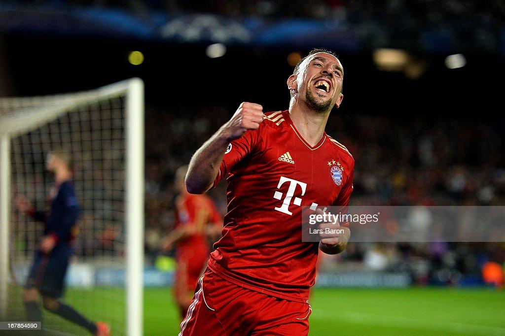 Barcelona v FC Bayern Muenchen - UEFA Champions League Semi Final: Second Leg
