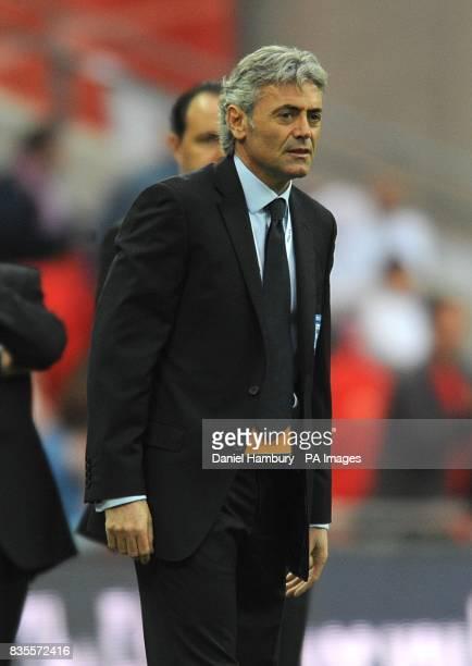 Franco Baldini England general manager