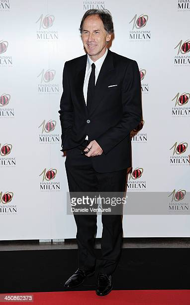 Franco Baresi attends Fondazione Milan 10th Anniversary Gala on November 20 2013 in Milan Italy