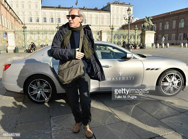 Franco Battiato attends the 31st Torino Film Festival on November 29 2013 in Turin Italy