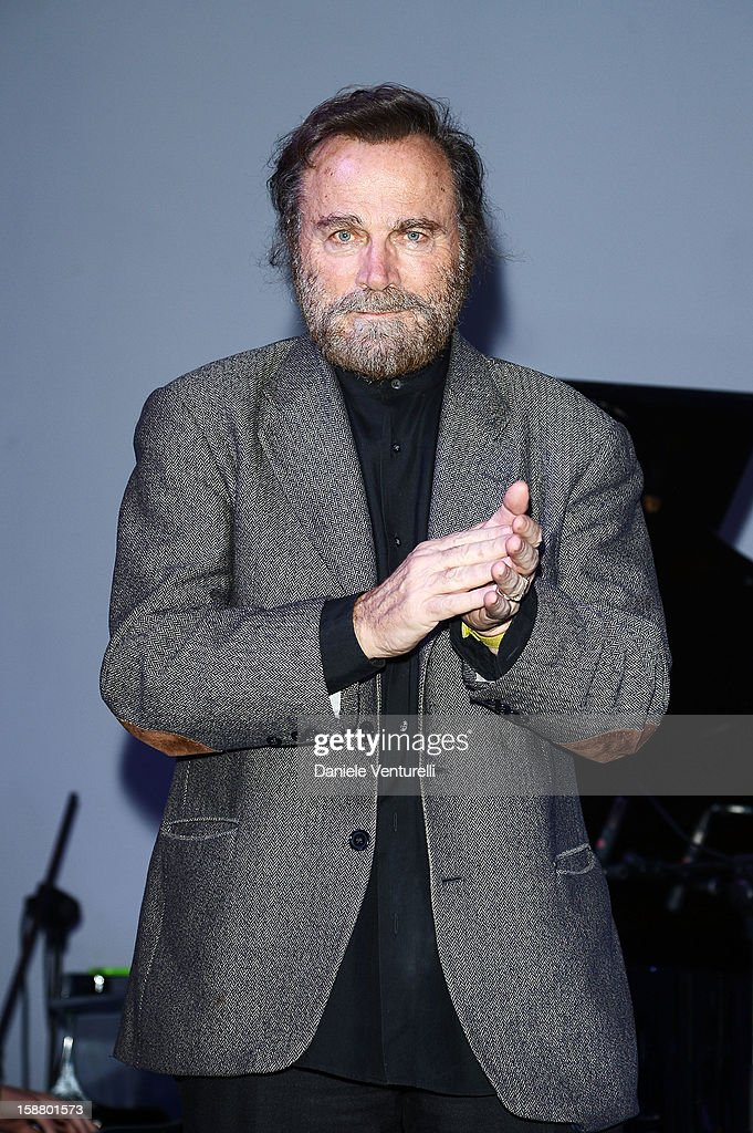 Franco Nero attends Day 4 of the 2012 Capri Hollywood Film Festival on December 29, 2012 in Capri, Italy.