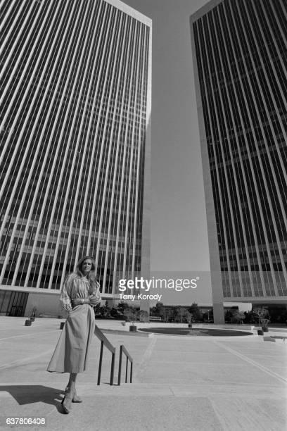 FrancoEgyptian Singer Dalida in Los Angeles