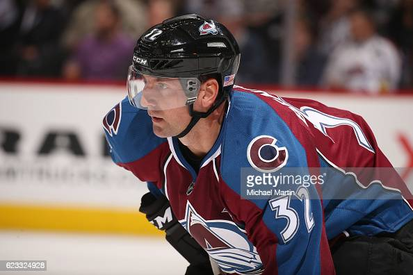 Francois Beauchemin of the Colorado Avalanche skates against the Winnipeg Jets at the Pepsi Center on November 11 2016 in Denver Colorado The...