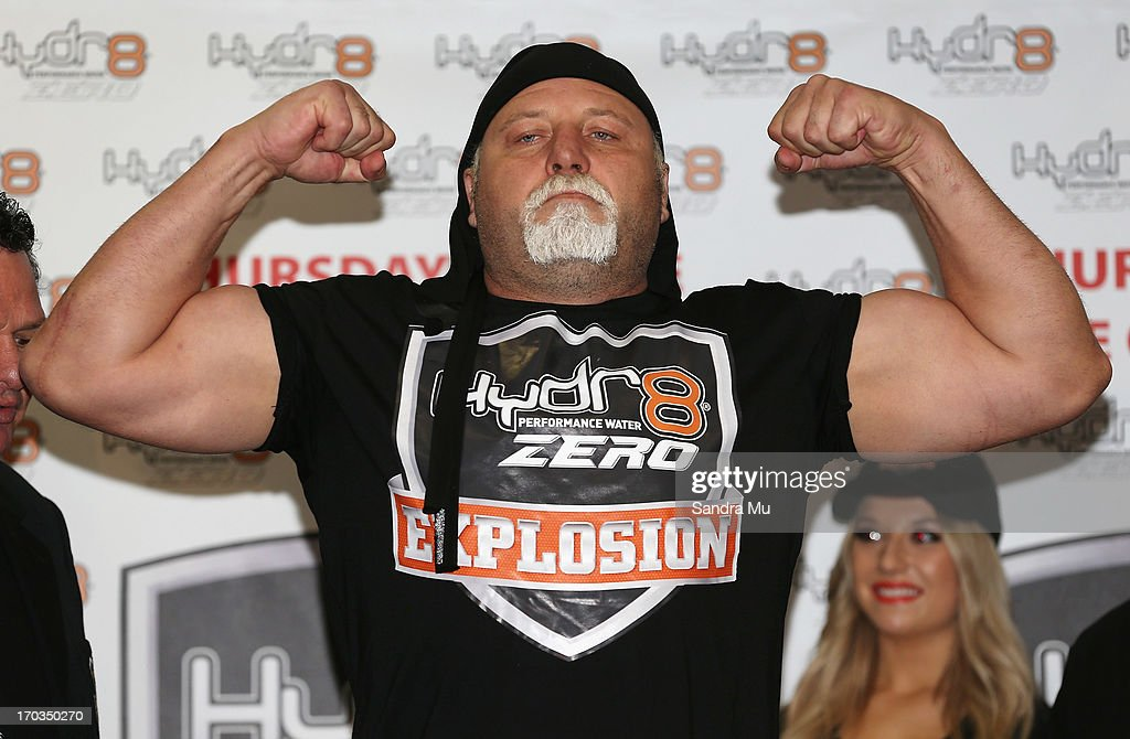 <a gi-track='captionPersonalityLinkClicked' href=/galleries/search?phrase=Francois+Botha&family=editorial&specificpeople=220516 ng-click='$event.stopPropagation()'>Francois Botha</a> of South Africa poses during the weigh in ahead of tomorrow night's bout between Joseph Parker and <a gi-track='captionPersonalityLinkClicked' href=/galleries/search?phrase=Francois+Botha&family=editorial&specificpeople=220516 ng-click='$event.stopPropagation()'>Francois Botha</a> at Trusts Stadium on June 12, 2013 in Auckland, New Zealand.