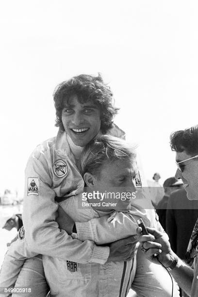 Francois Cevert Dan Gurney 12 Hours of Sebring Sebring Florida March 21 1970