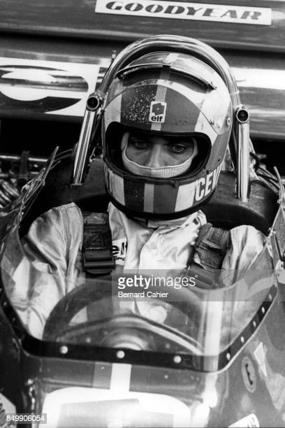 Francois Cevert TyrrellFord 002 Grand Prix of Monaco Circuit de Monaco Monaco May 23 1971