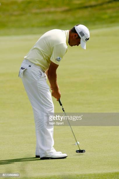Francois DELAMONTAGNE Open de France 2009 Golf National Saint Quentin en Yvelines
