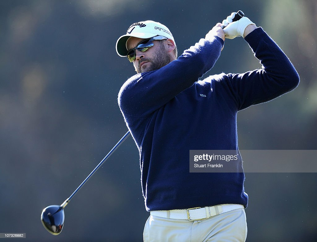 European Tour Qualifying School Final Stage - Day One