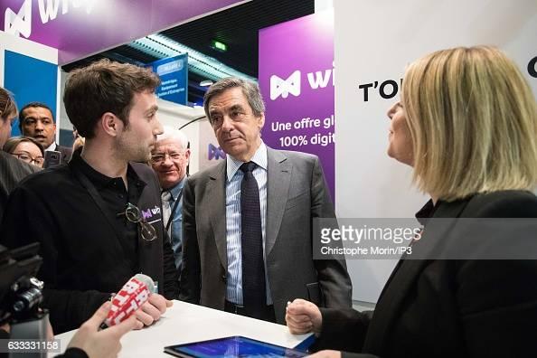 Former french prime minister candidate for 39 les for Fillon salon