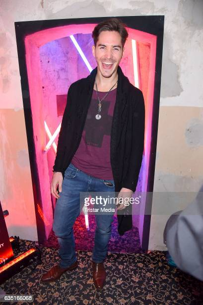 Francois Goeske attends the Pantaflix Party At The 67th Berlinale International Film Festival on February 13 2017 in Berlin Germany