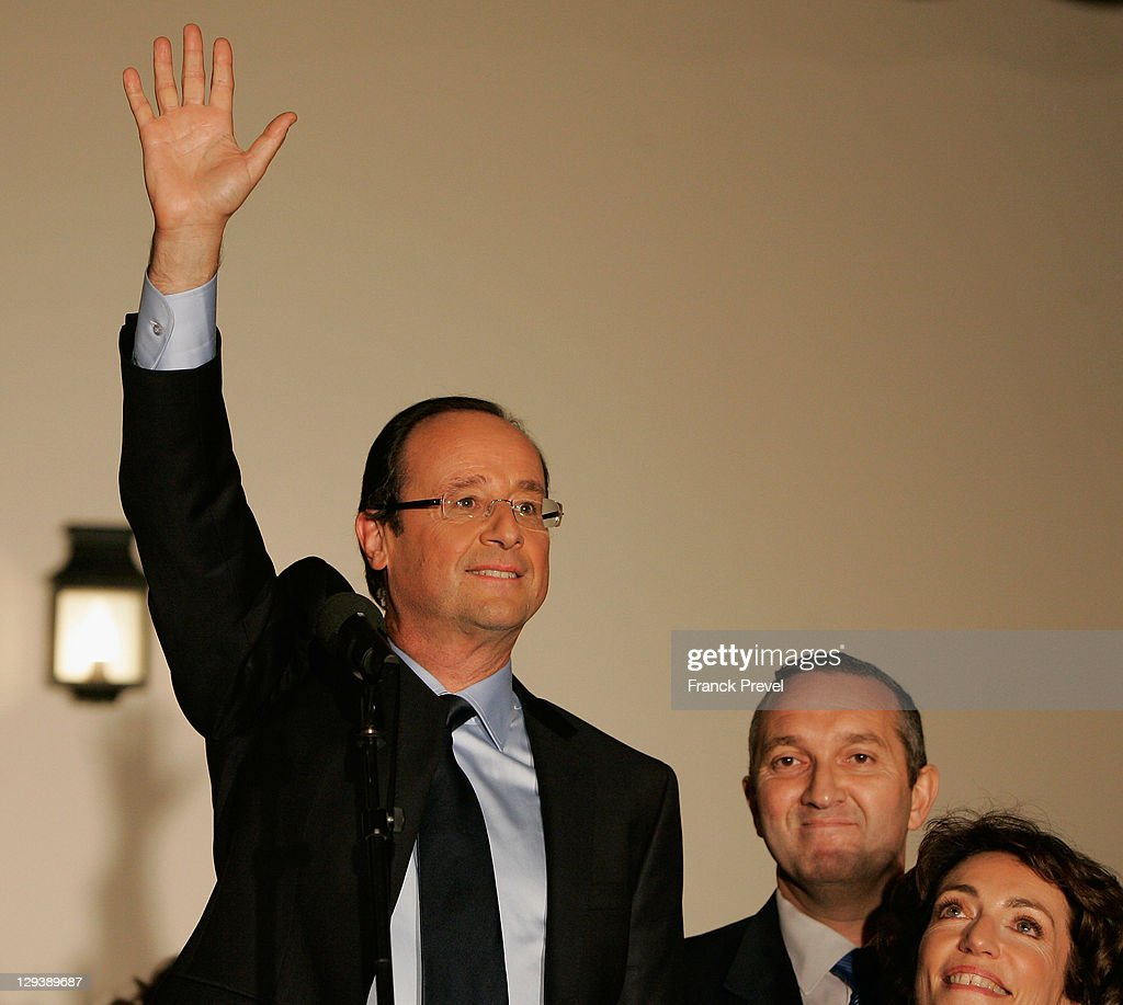 real winner frances presidential election francois hollande