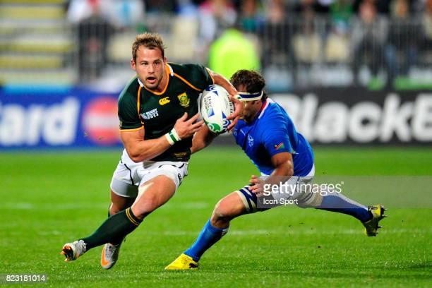 Francois Hougaard Afrique du Sud / Namibie Coupe du Monde de Rugby 2011