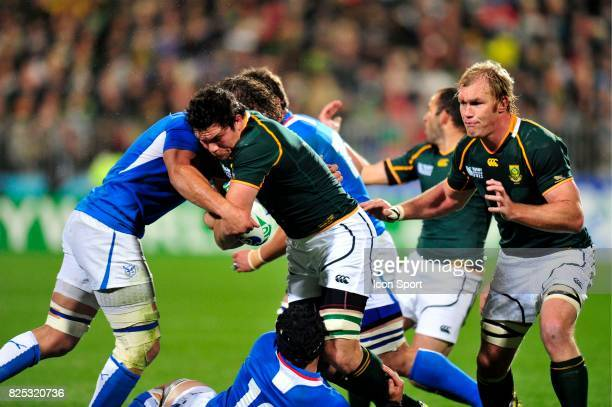 Francois LOUW Afrique du Sud / Namibie Coupe du Monde de Rugby 2011