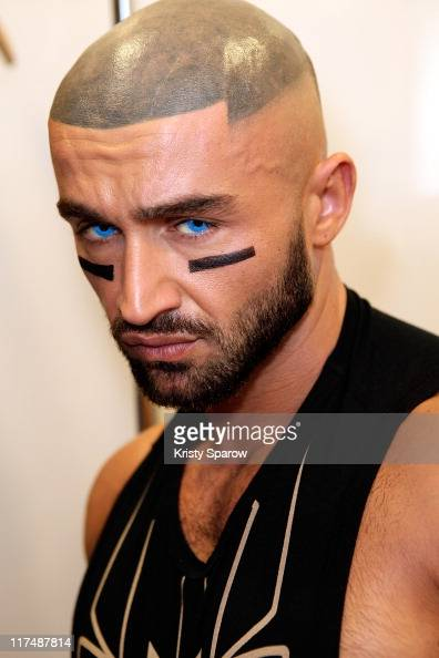 Francois sagat stock photos and pictures getty images - Bernard wilhelm ...
