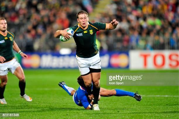 Francois Steyn Afrique du Sud / Namibie Coupe du Monde de Rugby 2011