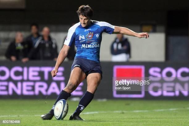 Francois TRINH DUC Montpellier / La Rochelle 8eme journee de Top 14