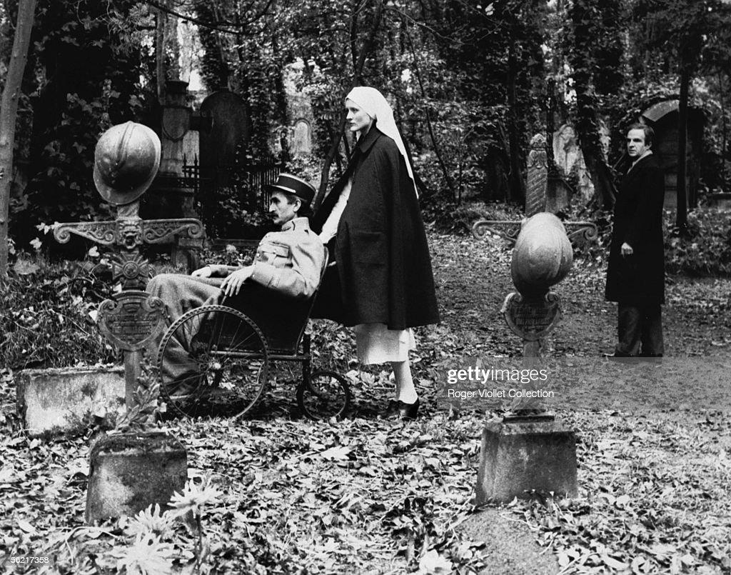Francois Truffaut in his film La Chambre verte. Pictures   Getty ...