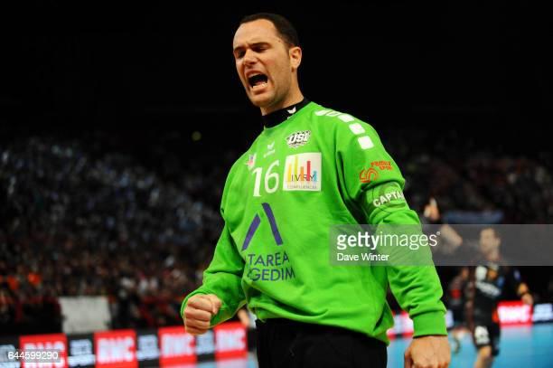 Francois Xavier CHAPON Ivry / Montpellier finale Coupe de France de Handball Bercy Photo Dave Winter / Icon Sport