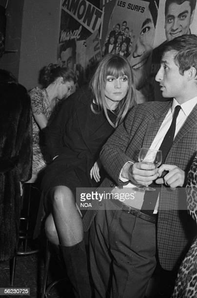 Francoise Dorleac French actress Paris 1965 HA106632