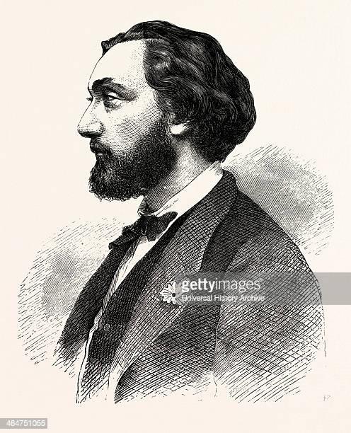 Leon Gambetta 1838 1882 Minister Of The Interior And War