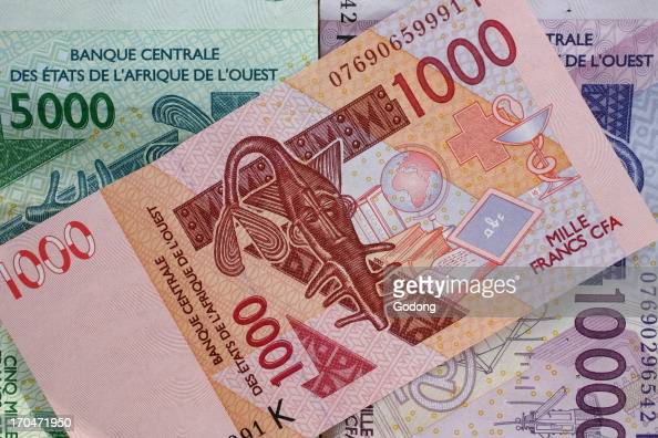 CFA francs Senegal
