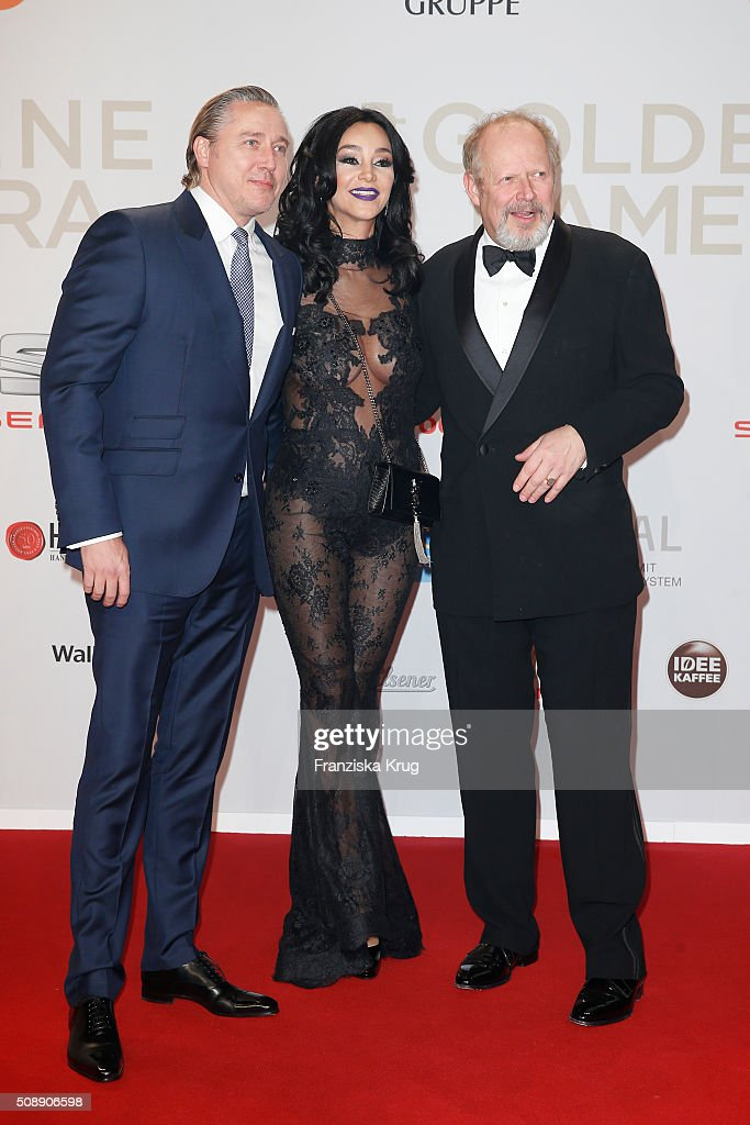 barbara schoeneberger attends for the goldene henne 2012