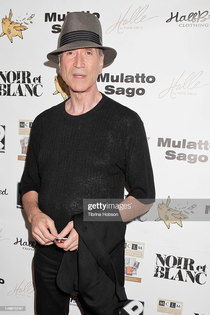 Frank Badami attends the screening of the short film 'Mulatto Saga' on August 1, 2012 in Culver City, California.