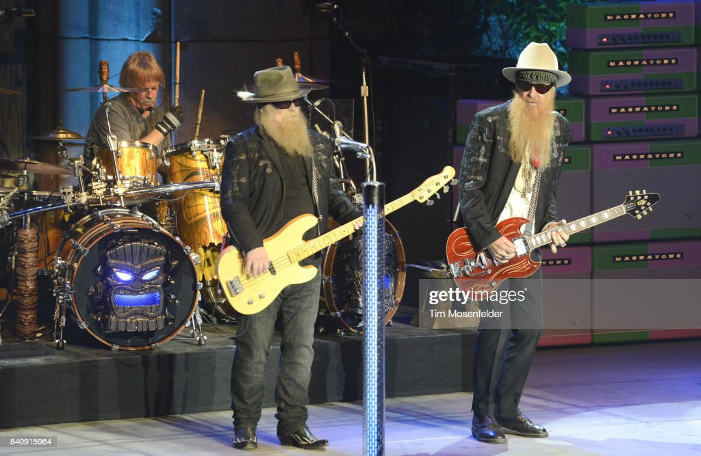 ZZ Top And The Doobie Brothers Perform At Mountain Winery
