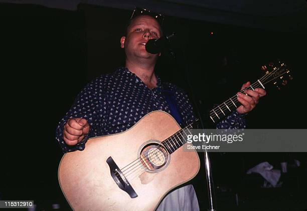 Frank Black during Frank Black at Electric Ladyland Studio 1993 at Electric Ladyland Studio in New York City New York United States