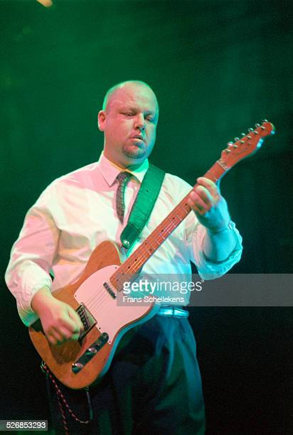 Frank Black guitar and vocals performs at the Melkweg on May 21st 1997 in Amsterdam Netherlands